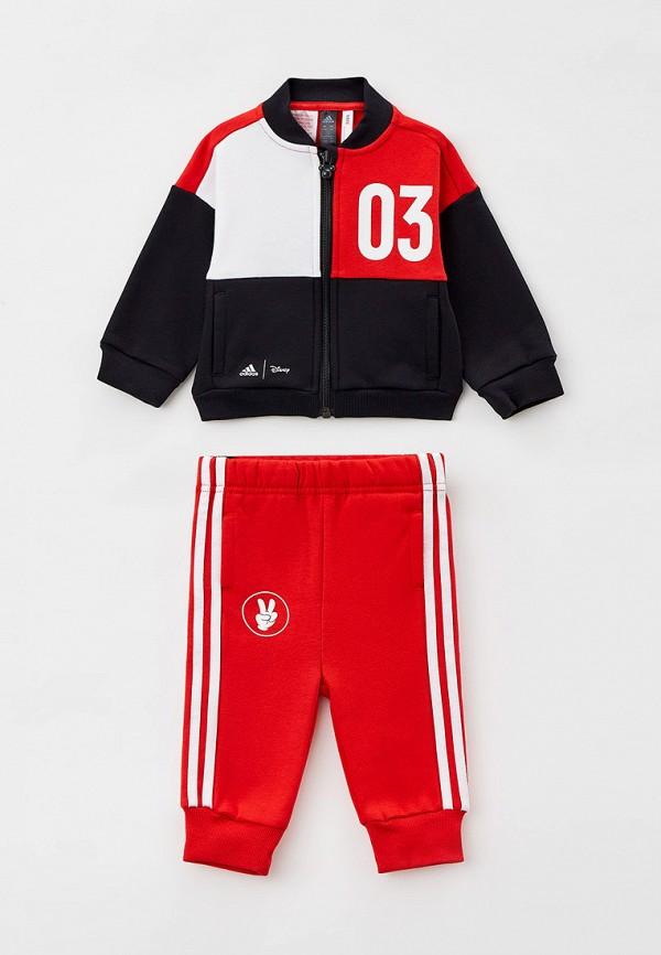 спортивный костюм adidas малыши, разноцветный