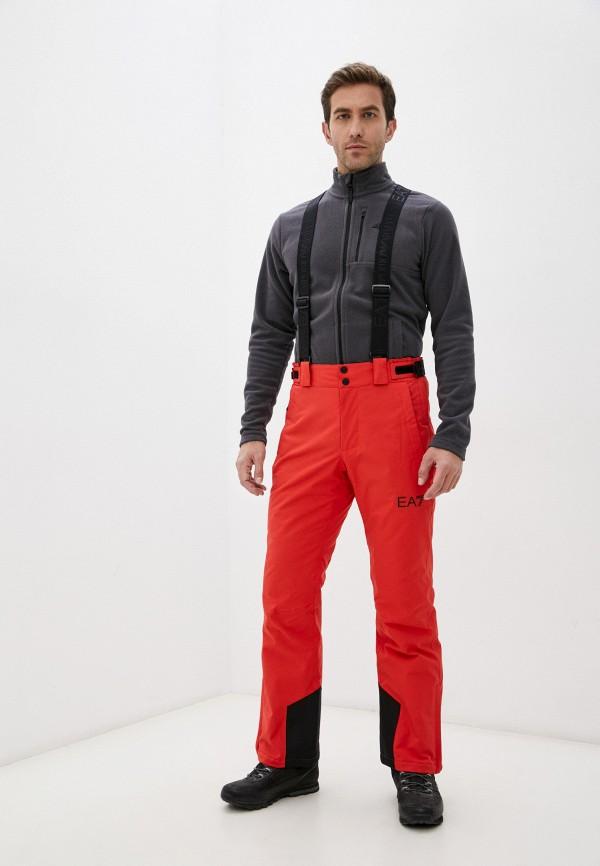 мужские брюки ea7