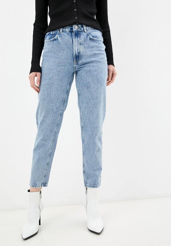 женские джинсы-мом pimkie, голубые