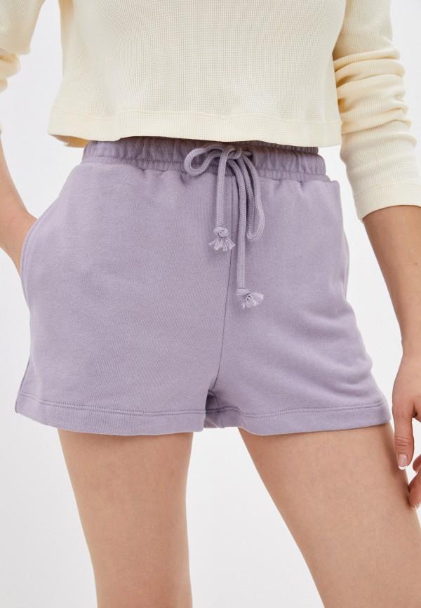 женские шорты pimkie, фиолетовые