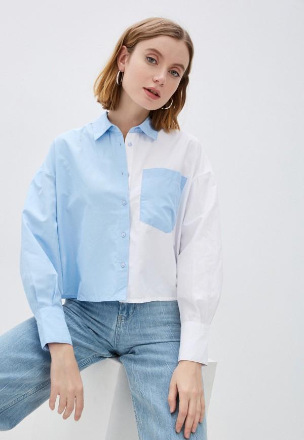 женская рубашка с длинным рукавом pimkie, разноцветная