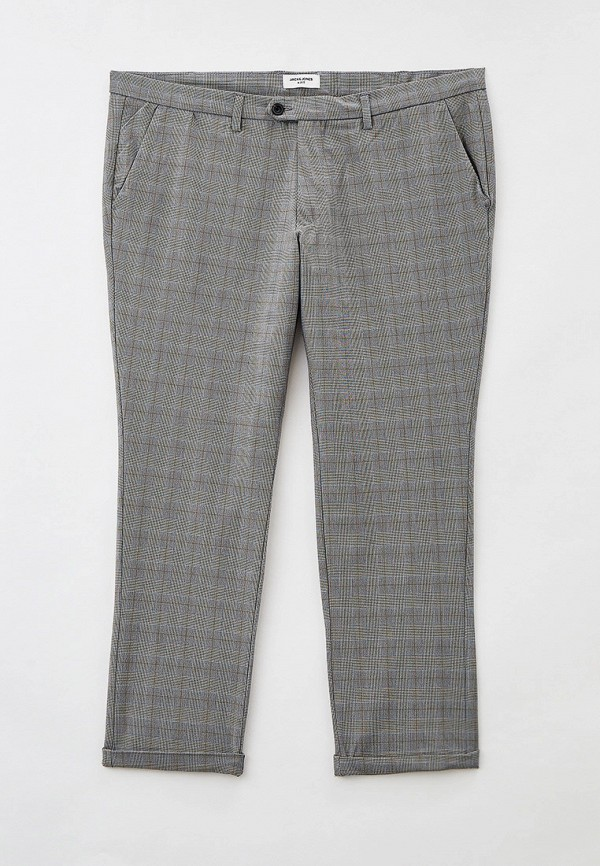 мужские брюки jack & jones, серые