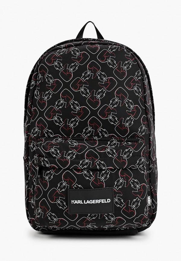 рюкзак karl lagerfeld kids малыши, черный