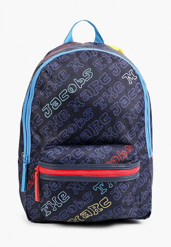 рюкзак marc jacobs для мальчика, синий