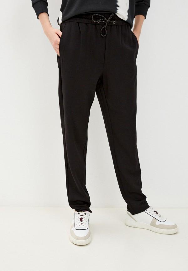женские спортивные брюки s.oliver, черные