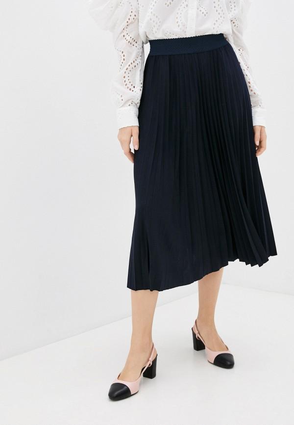 женская юбка rich&royal, синяя