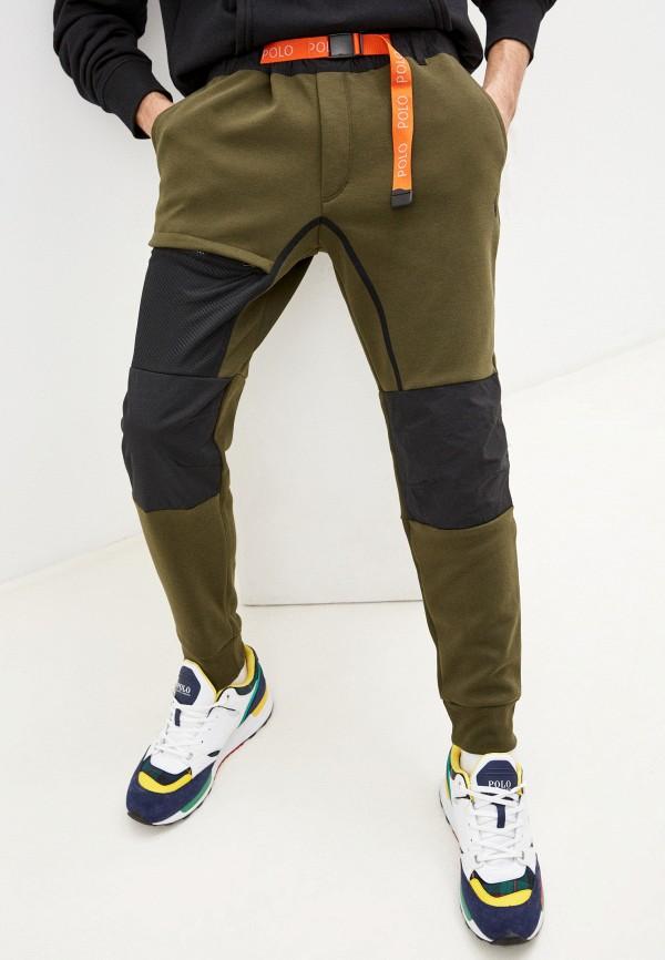 мужские спортивные брюки polo ralph lauren, хаки