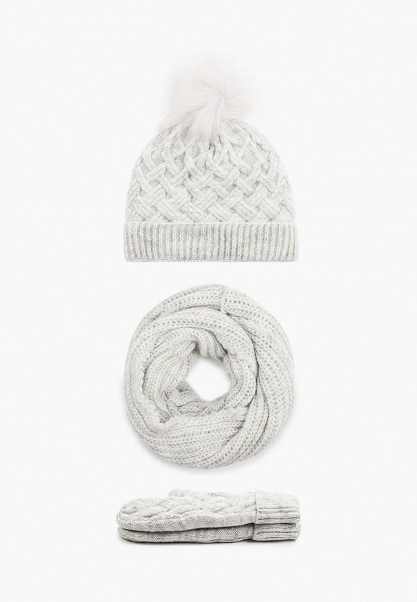 женский шарф trendyangel, серый