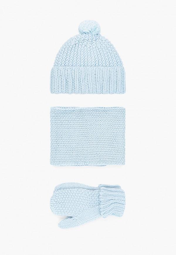 женский шарф trendyangel, голубой