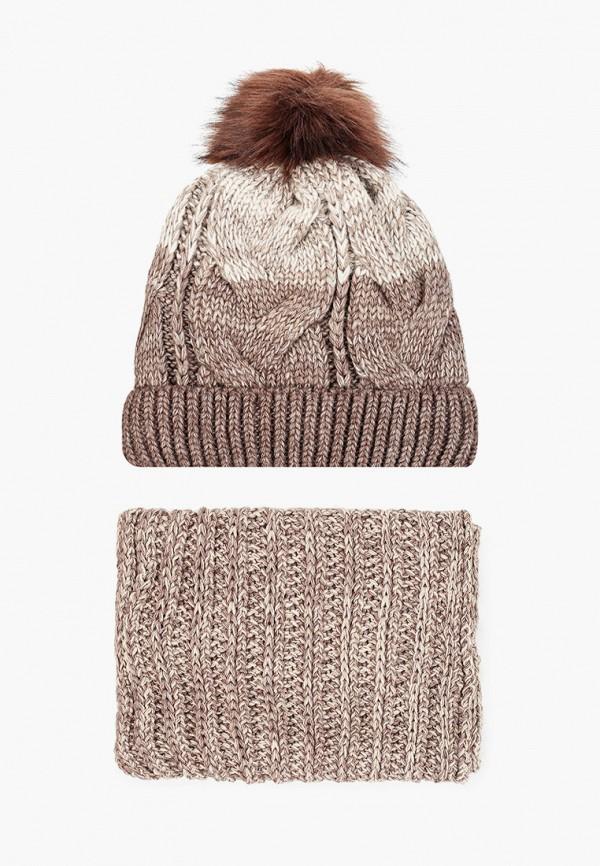 женский шарф trendyangel, коричневый