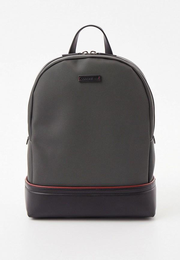 мужской рюкзак cerruti 1881, серый