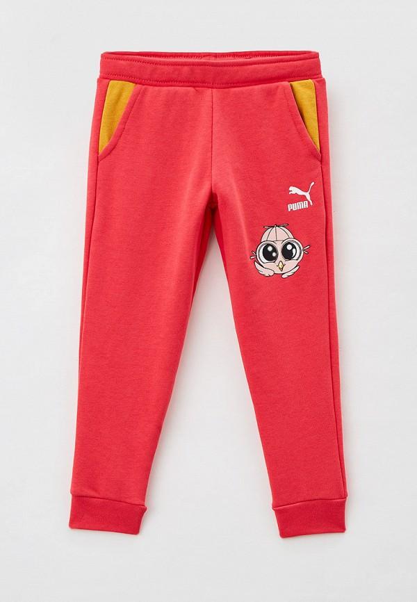 спортивные брюки puma для девочки