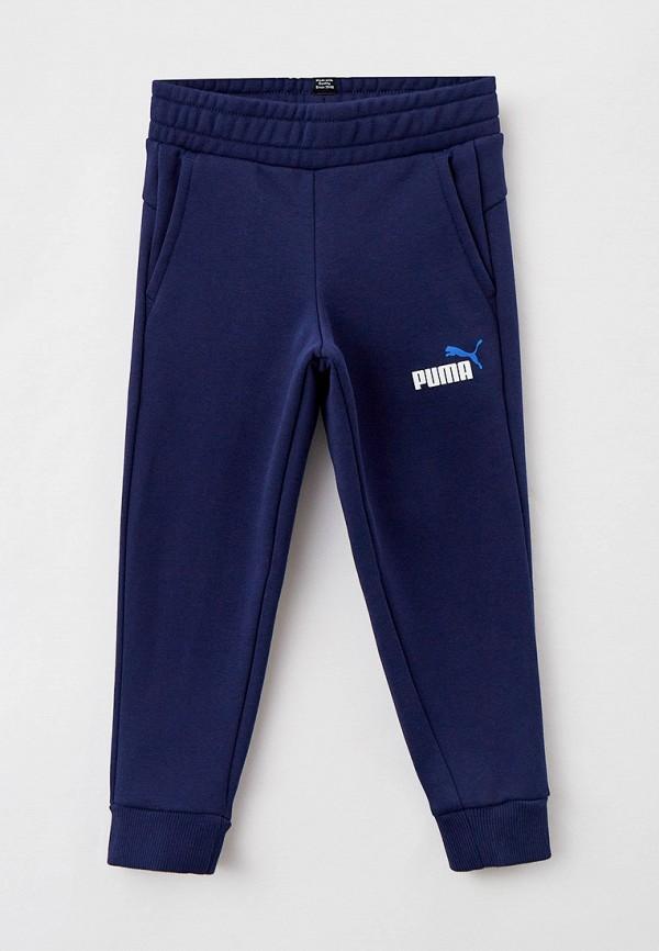 спортивные брюки puma для мальчика, синие