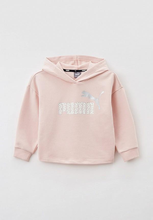 Худи PUMA розового цвета