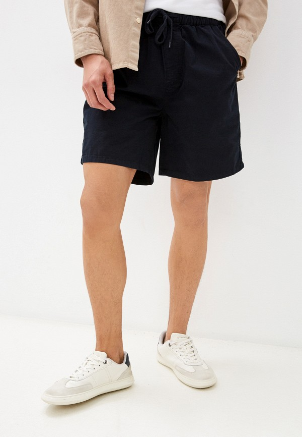 мужские повседневные шорты befree, синие