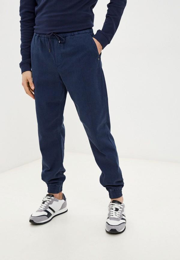 мужские спортивные брюки trussardi, синие