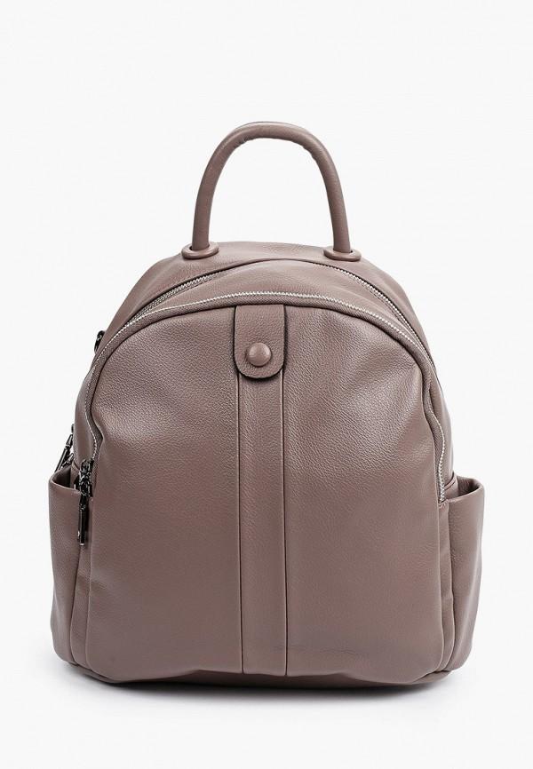 женский рюкзак baggini, фиолетовый