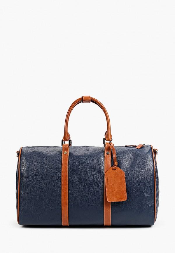 женская дорожные сумка dimanche, синяя