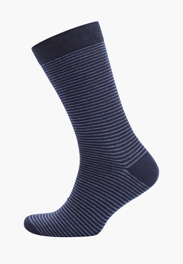 мужские носки mango man, синие