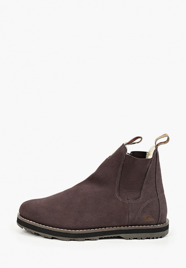 мужские ботинки quiksilver, серые