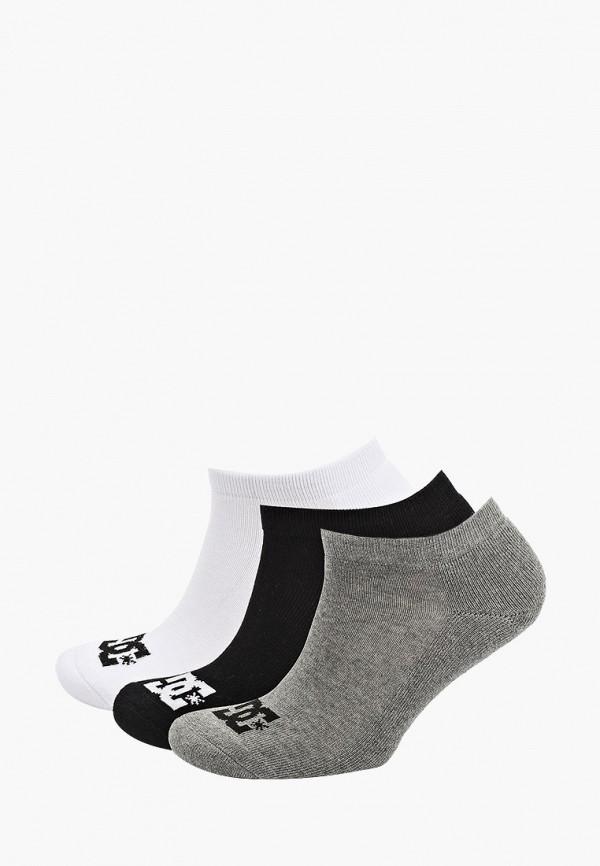 мужские носки dc shoes, разноцветные