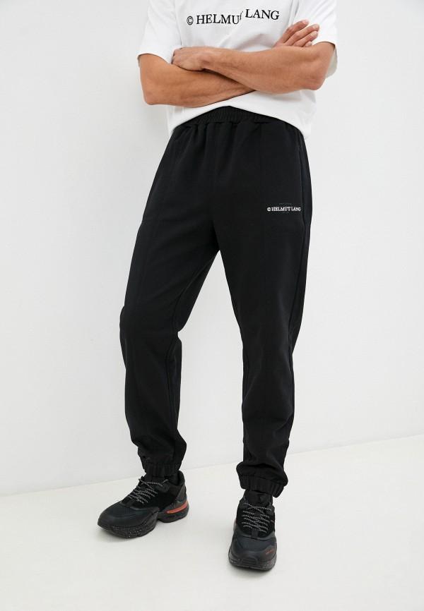 мужские спортивные брюки helmut lang, черные
