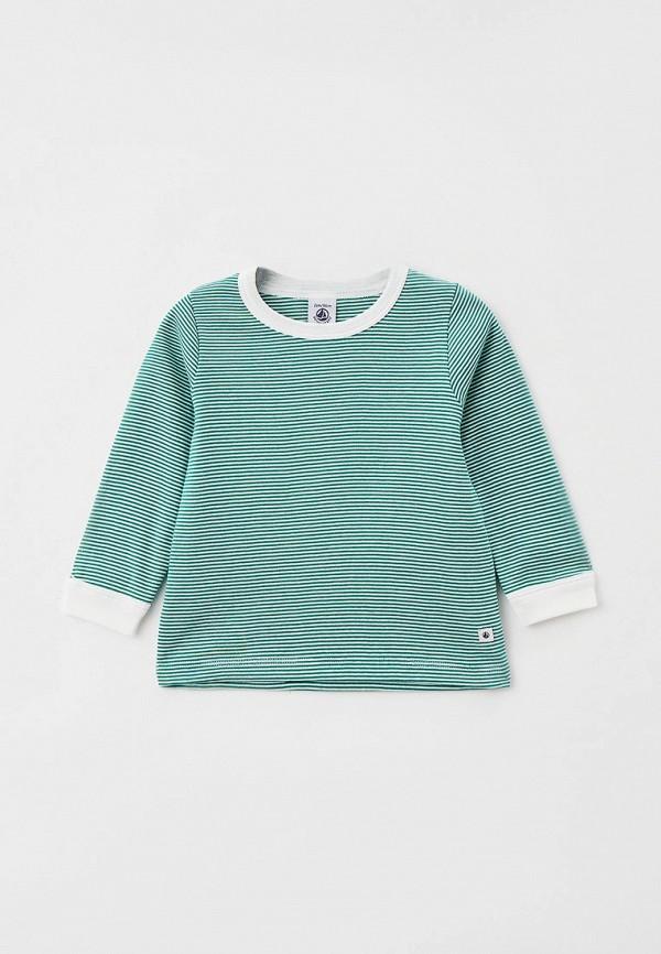 пижама petit bateau малыши, зеленая