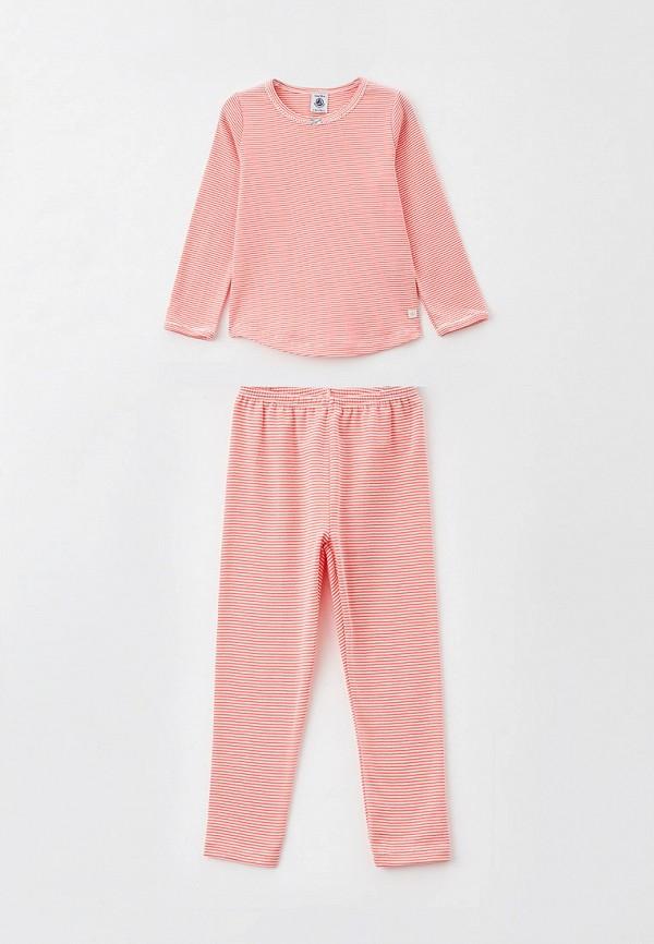 пижама petit bateau для девочки