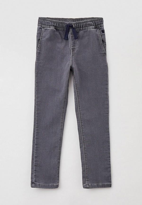 джинсы petit bateau для мальчика, серые