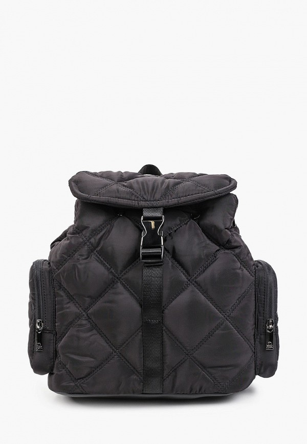 женский рюкзак united colors of benetton, черный