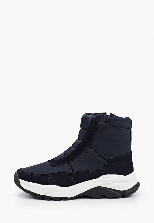 мужские ботинки keddo, синие