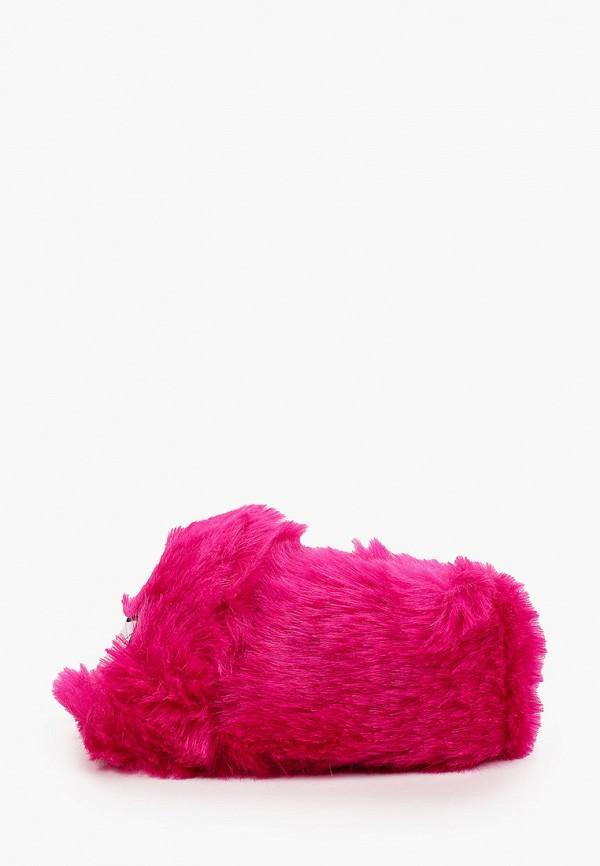 тапочки beppi для девочки, розовые