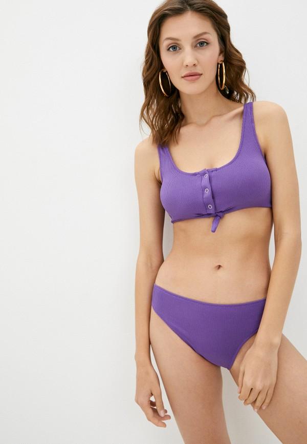 женский купальник winzor, фиолетовый