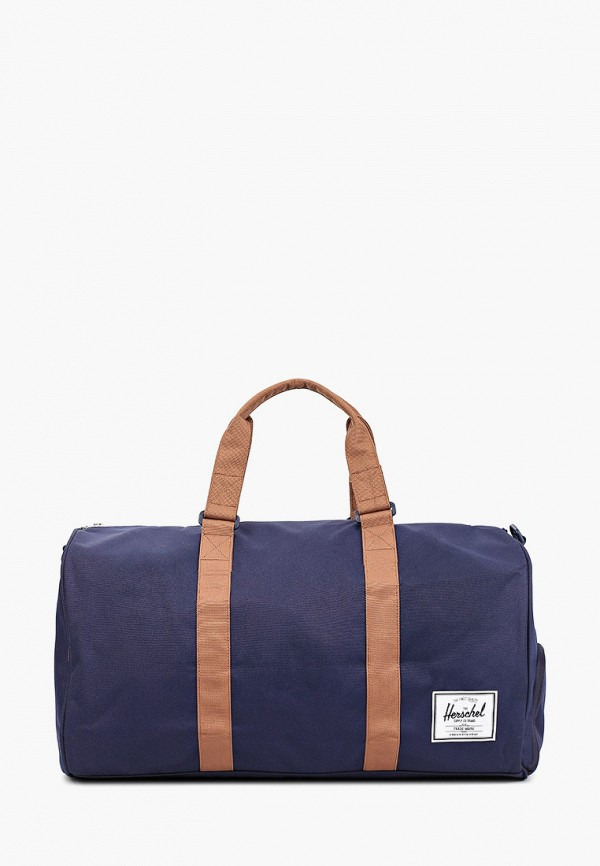 женская спортивные сумка herschel supply co, синяя