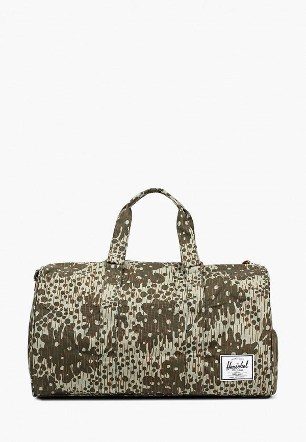 женская сумка herschel supply co, хаки