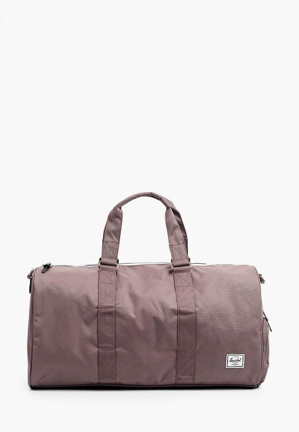 женская сумка herschel supply co, бежевая