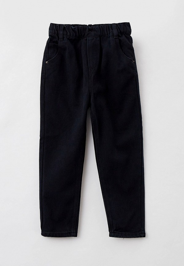 джинсы sela для девочки, синие