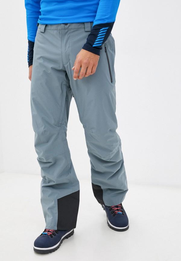 мужские горнолыжные брюки helly hansen, синие