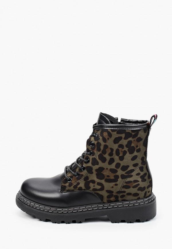женские высокие ботинки diora.rim, хаки
