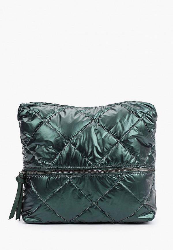 женская сумка через плечо moda sincera, зеленая