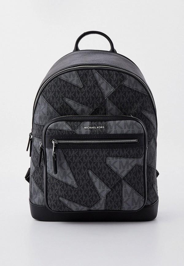 мужской рюкзак michael kors, серый
