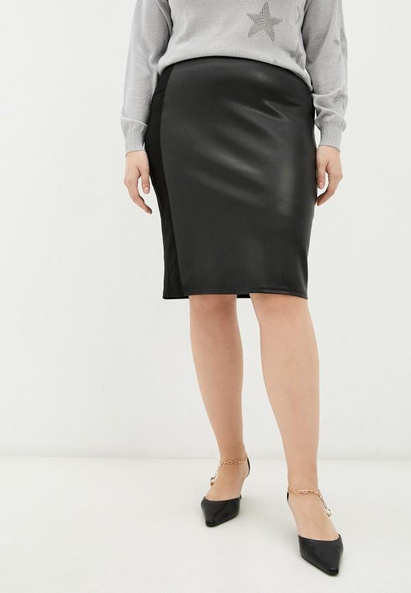 женская юбка snow airwolf, черная