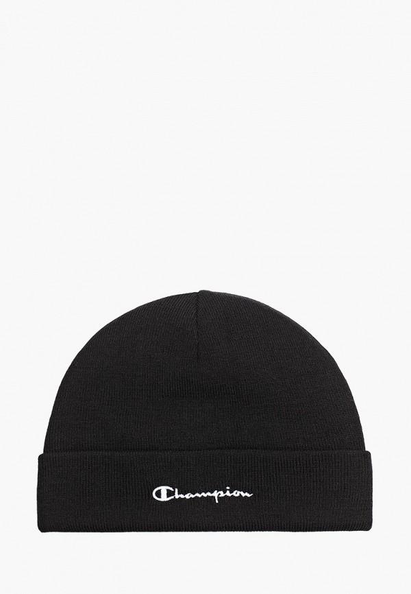 шапка champion малыши, черная