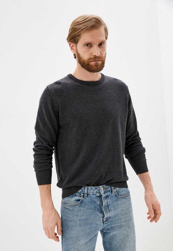 мужской джемпер pierre cardin, серый