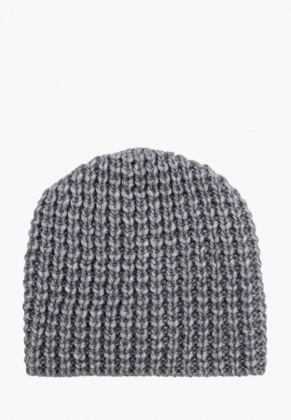 женская шапка noryalli, серая