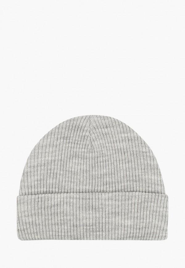 шапка koton для мальчика, серая