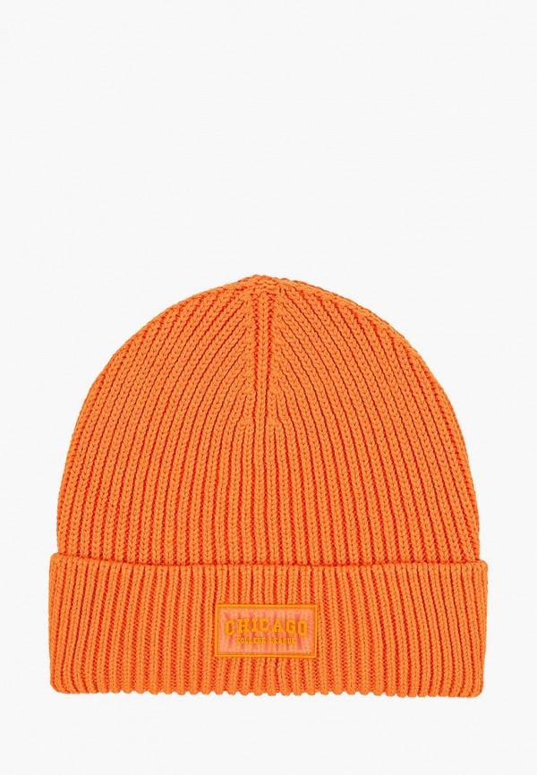 шапка koton для мальчика, оранжевая