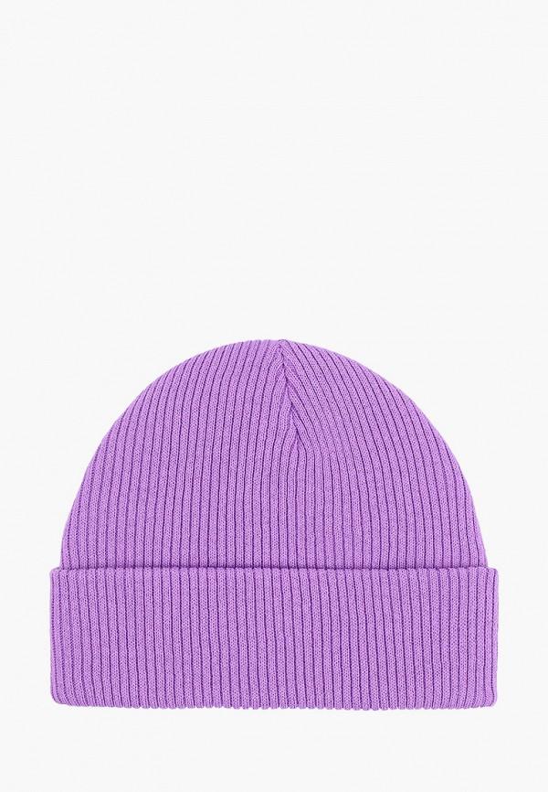 шапка koton для девочки, фиолетовая