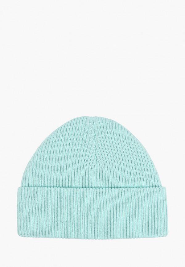 шапка koton для девочки, бирюзовая