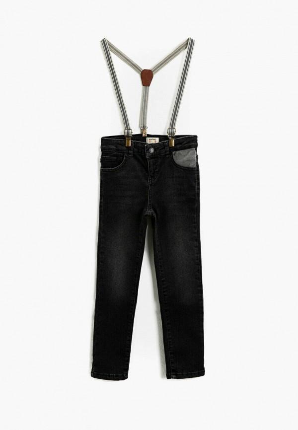 джинсы koton для мальчика, черные
